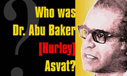 Who Was Dr. Abu Bakr?